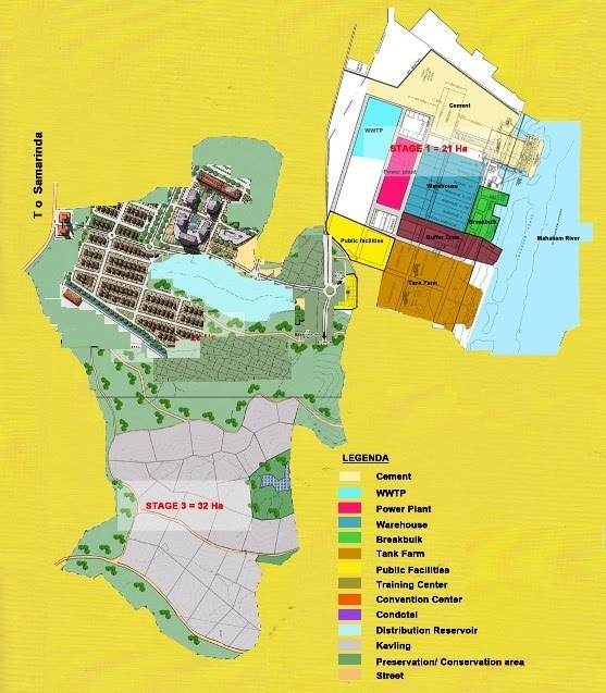 Future Road Map - Samarinda Logistic Hub
